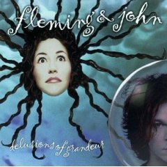 fleming & john : delusions of grandeur (CD 1996 universal, used near mint)