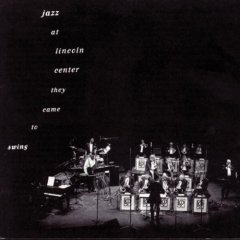 jazz at lincoln center - they came to swing CD 1994 sony 10 tracks used near mint
