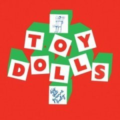 toy dolls - dig that groove baby CD 2003 castle sanctuary 18 tracks used mint