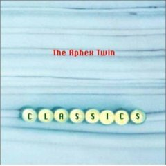 aphex twin - classics CD 1995 R&S / pias 13 tracks used mint