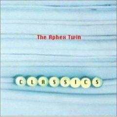 aphex twin - classics CD 1995 R&S / pias 13 tracks used mint