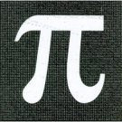 Pi (symbol) [soundtrack] (CD 1998 thrive, 13 tracks, used near mint)