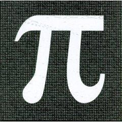 Pi (symbol) [soundtrack] (CD 1998 thrive, 13 tracks, used near mint)