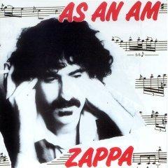 frank zappa : as an am CD 1991 rhino 6 tracks used mint