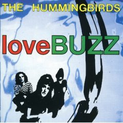 hummingbirds - love buzz CD 1989 rooart used like new