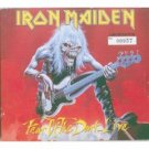 iron maiden : fear of the dark (CD single, 1993 EMI limited edition, 3 tracks, used very good)