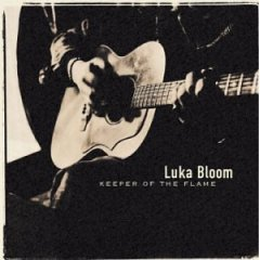luka bloom : keeper of the flame (CD 2001 bar/none, used mint)