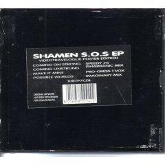 shamen : s.o.s. ep (CD single, 1993, 4 tracks, used VG)