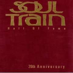 soul train - hall of fame 20th anniversary CD 3-disc boxset 1994 rhino used mint
