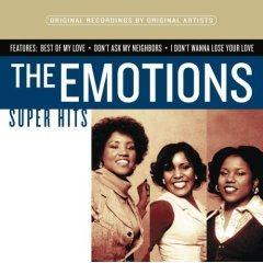 the emotions : super hits (CD 2002 sony, used very good)