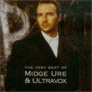 midge ure & ultravox : very best of (CD 2001 chrysalis, used mint)