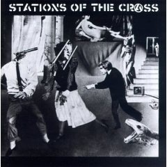 crass : stations of the crass (CD  1975/1995, made in canada, used mint)
