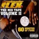 funkmaster flex : mix tape volume II, 60 minutes of funk (CD 1997 loud, new)
