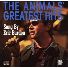 animals' greatest hits sung by eric burdon (CD 1988 Special Music, used mint)