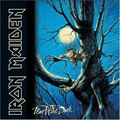 iron maiden : fear of the dark (CD 1992 EMI australasia limited edtion tour pack, 15 tracks, mint)