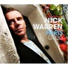 nick warren : paris GU30 (2CD 2007 global undergraound, used mint)