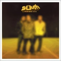 south : from here on in (CD 2002 kinetic, used mint)