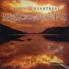 celtic heartbeat presents music for the rest of us CD atlantic 1994 used mint