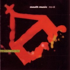 mouth music - mo-di CD 1993 triple earth rykodisc used mint