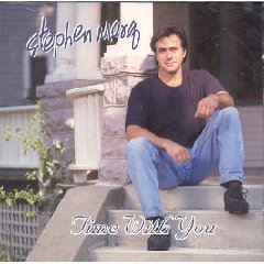 stephen marq :  time with you CD 1998 2000 used mint