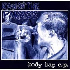 rain on the parade - body bag e.p. CD soulforce contention used very good condition