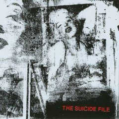 suicide file (CD 2002 indecision records, used near mint)