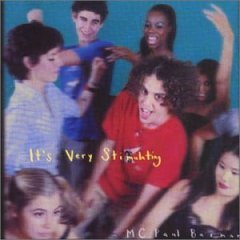 mc paul barman : it's very stimulating (CD ep, 2000 wordsound, used mint)