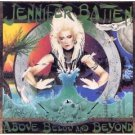jennifer batten : above below and beyond (CD 1992 Voss, used)