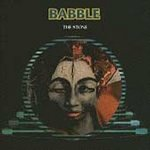 babble - the stone CD 1993 reprise used mint
