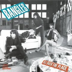 bangles : all over the place (CD 1984 CBS, used mint)