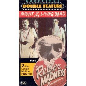 goodtimes double feature : night of the living dead / reefer madness (VHS 1986 goodtimes used mint)