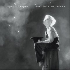cyndi lauper - hat full of stars CD 1993 sony used very good