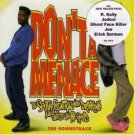 don't be a menace to south central while drinking your jiuce in the hood CD 1996 Island used mint