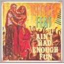 little feat : ain't had enough fun (CD 1995 zoo / BMG, used autographed, near mint)