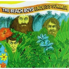 the beach boys - endless summer CD 1974 1990 capitol used mint