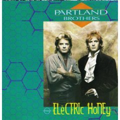 partland brothers - electric honey CD 1986 capitol used near mint