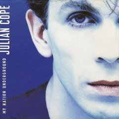 julian cope : my nation underground CD 1988 island used like new