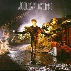 julian cope : saint julian CD 1987 island used like new