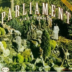 parliament : first thangs CD 1992 HDH used like new