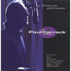 paul carrack : twenty-one good reasons, the paul carrack collection CD 1994 mint