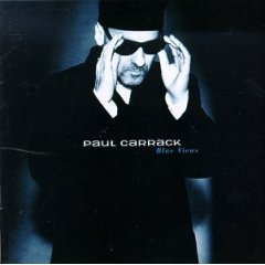 paul carrack : blue views CD 1997 ark 21 used like new