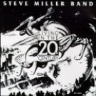 steve miller band : living in the 20th century CD 1995 capitol used good condition