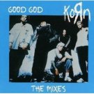 korn : good god the remixes CD single 1997 sony 5 tracks used like new