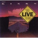 the kinks live the road CD 1987 MCA used like new
