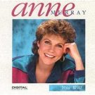anne murray - you will CD 1990 capitol 10 tracks used like new