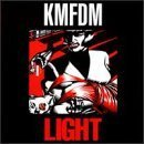 KMFDM : light, CD ep, 1994 wax trax!, 9 tracks, used very good
