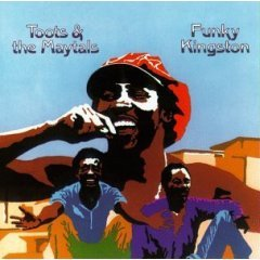 toots & the maytals : funky kingston CD 1973 / 1990 mango used near mint