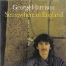 george harrison : somewhere in england CD 1981 warner used very good