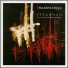 tangerine dream : pergamon live at the palast der republik GDR 1992 relativity used very good