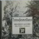 melodious accord : transformations, alice parker conductor CD 1991 MHS 24 tracks, used mint